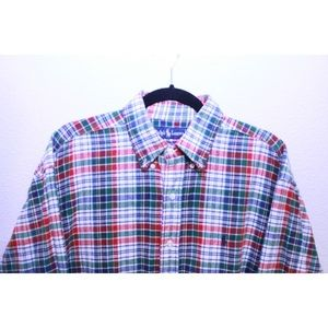 Polo by Ralph Lauren Shirts - Ralph Lauren Polo Men's Plaid Flannel Button Down